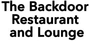 The Backdoor Restaurant and Lounge Logo