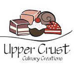 Upper Crust Culinary Creations Logo